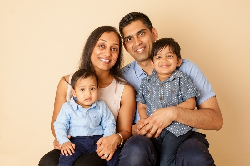 family photography west london
